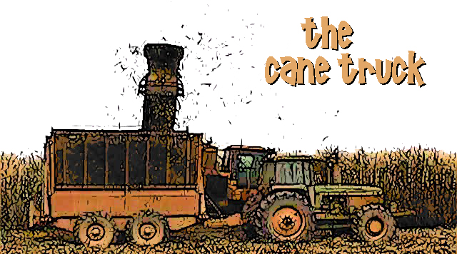 The Cane Truck Logo